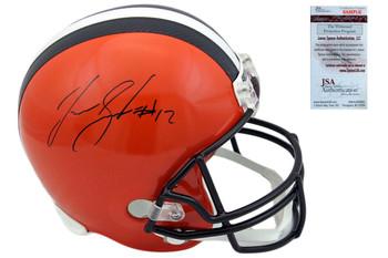 Josh Gordon Autographed SIGNED Cleveland Browns Helmet