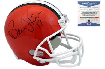 Bernie Kosar Autographed Signed Cleveland Browns Helmet