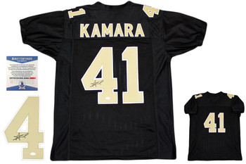 Alvin Kamara Autographed Signed Jersey