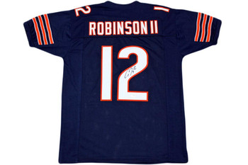 Allen Robinson Autographed Signed Jersey - Navy