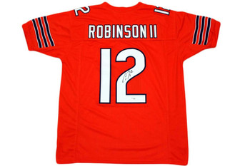 Allen Robinson Autographed Signed Jersey - Orange