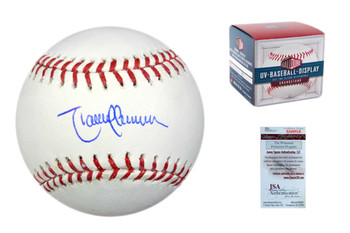 Randy Johnson Autographed Signed MLB Baseball - JSA Witnessed