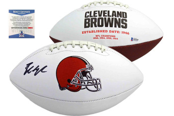 Baker Mayfield Autographed Signed Browns Football