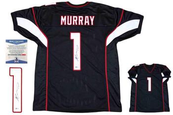Kyler Murray Autographed Signed Jersey - Black
