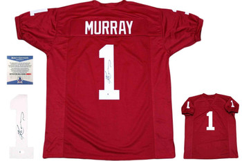 Kyler Murray Autographed Signed Jersey - Crimson