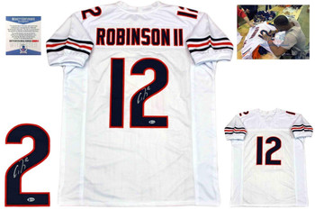 Allen Robinson Autographed Signed Jersey - White