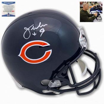 Chicago Bears Jim McMahon Autographed Helmet