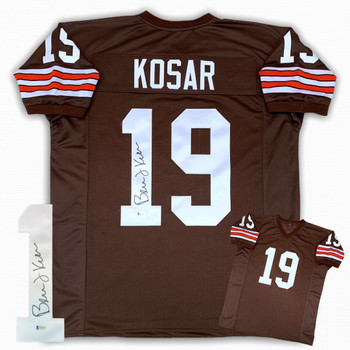 Bernie Kosar Autographed Signed Jersey