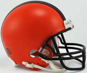 Cleveland Browns NFL Mini Football Helmet