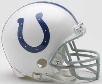 Indianapolis Colts NFL Mini Football Helmet