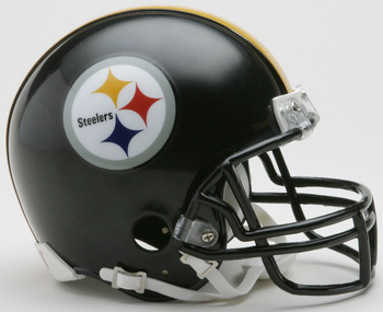 Pittsburgh Steelers NFL Mini Football Helmet