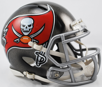 Tampa Bay Buccaneers NFL Mini Football Helmet