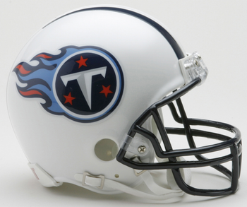 Tennessee Titans NFL Mini Football Helmet