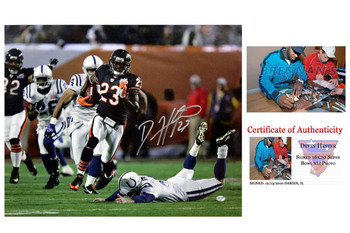 Devin Hester Autographed Signed 16x20 Super Bowl XLI TD Photo - Chicago Bears