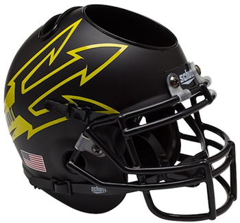 Arizona State Sun Devils Desk Caddy - Mini Helmet
