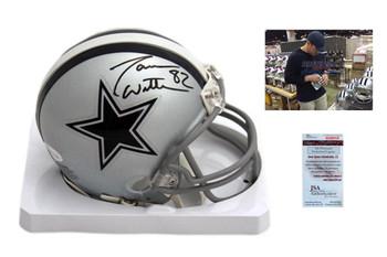 Jason Witten Autographed Signed Dallas Cowboys Mini-Helmet - JSA