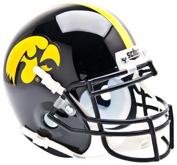 Iowa Hawkeyes Mini Speed Football Helmet