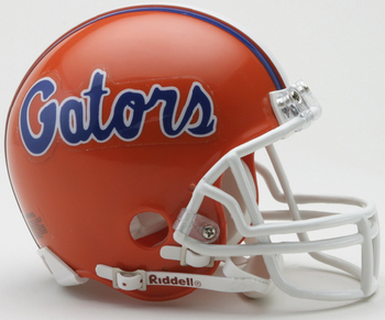 Florida Gators Mini Football Helmet