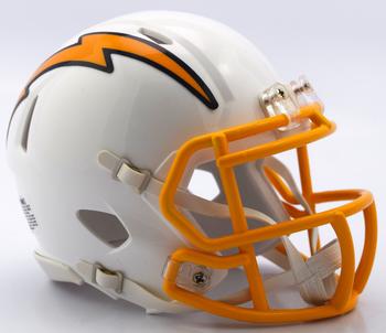 San Diego Chargers Mini Football Helmet