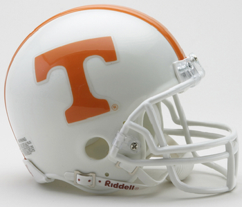 Tennessee Volunteers Mini Football Helmet