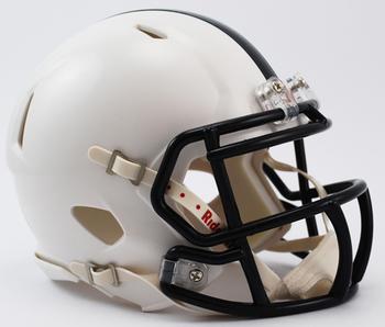 Penn State Nittany Lions Mini Authentic Schutt Helmet
