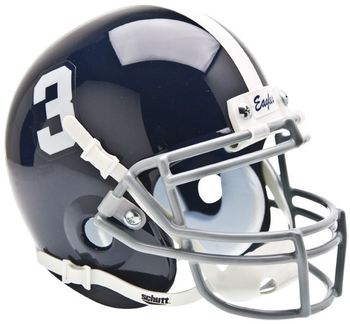 Georgia Southern Eagles Mini Authentic Schutt Helmet