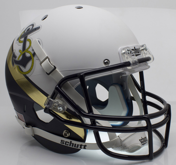 Navy Midshipmen XP Replica Full Size Helmet