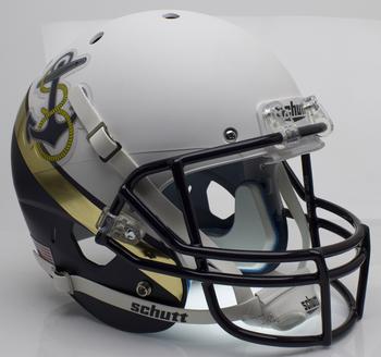 Navy Midshipmen XP Replica Full Size Helmet