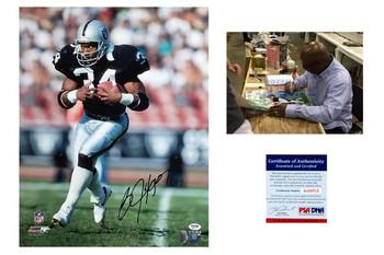 Bo Jackson Signed Photo - PSA-DNA - Oakland Raiders Autographed - 16x20