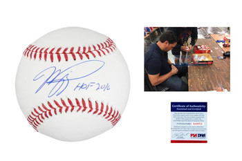 Mike Piazza Autographed SIGNED Rawlings Baseball - PSA Authentic  - HOF 16