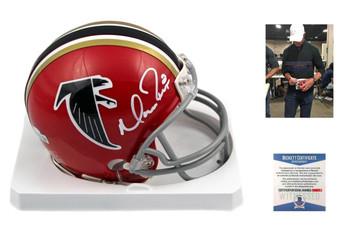 Matt Ryan Autographed Signed Atlanta Falcons Mini Helmet - TB - Beckett Authentic