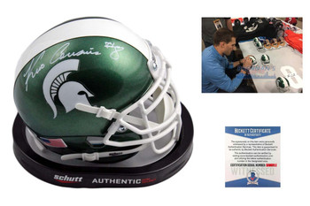Kirk Cousins Autographed Signed Michigan State Spartans Mini Helmet