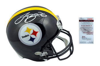 Leveon Bell Autographed Signed Steelers Full Size Rep Helmet