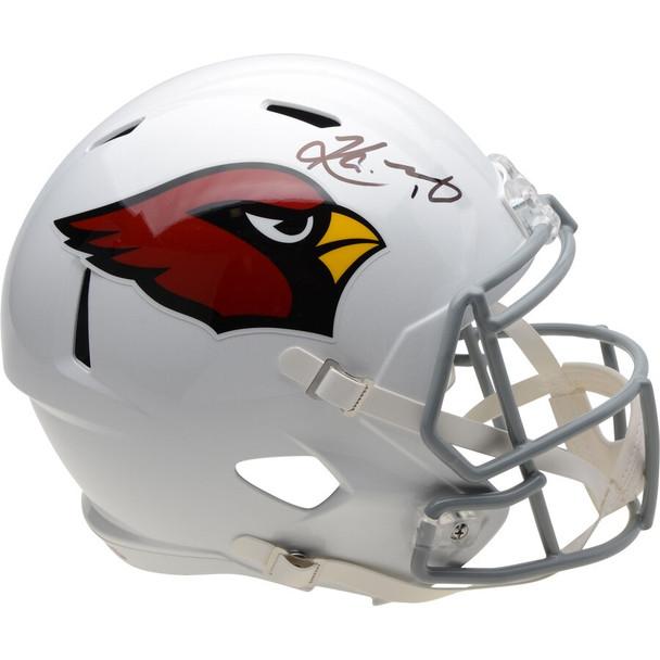 Cardinals Kyler Murray Autographed Speed Helmet - Beckett Authentic