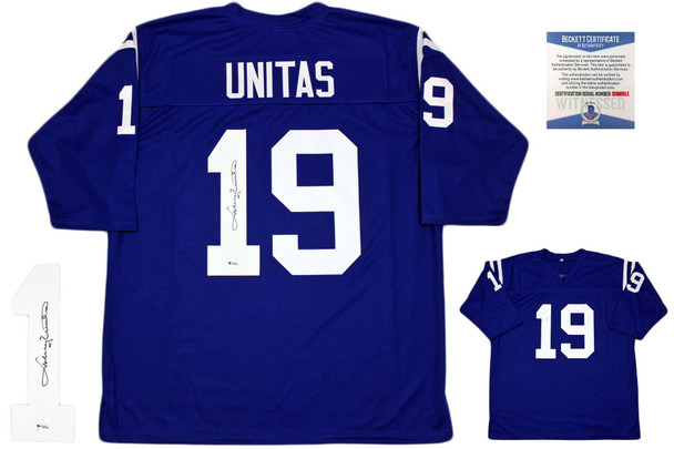 AUTOGRAPHED FOOTBALL JERSEY MYSTERY BOX - SERIES 3  - SOLD OUT