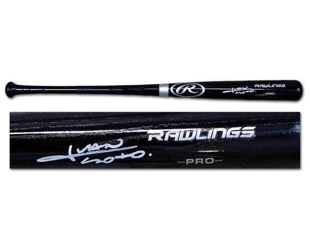 Washington Nationals Juan Soto Autographed Signed Bat