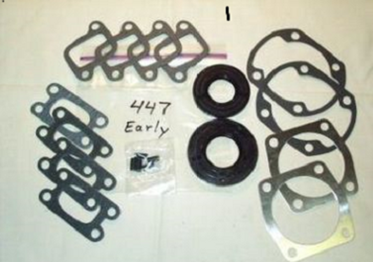 Rotax engine gaskets & piston kits for ultralight aircraft