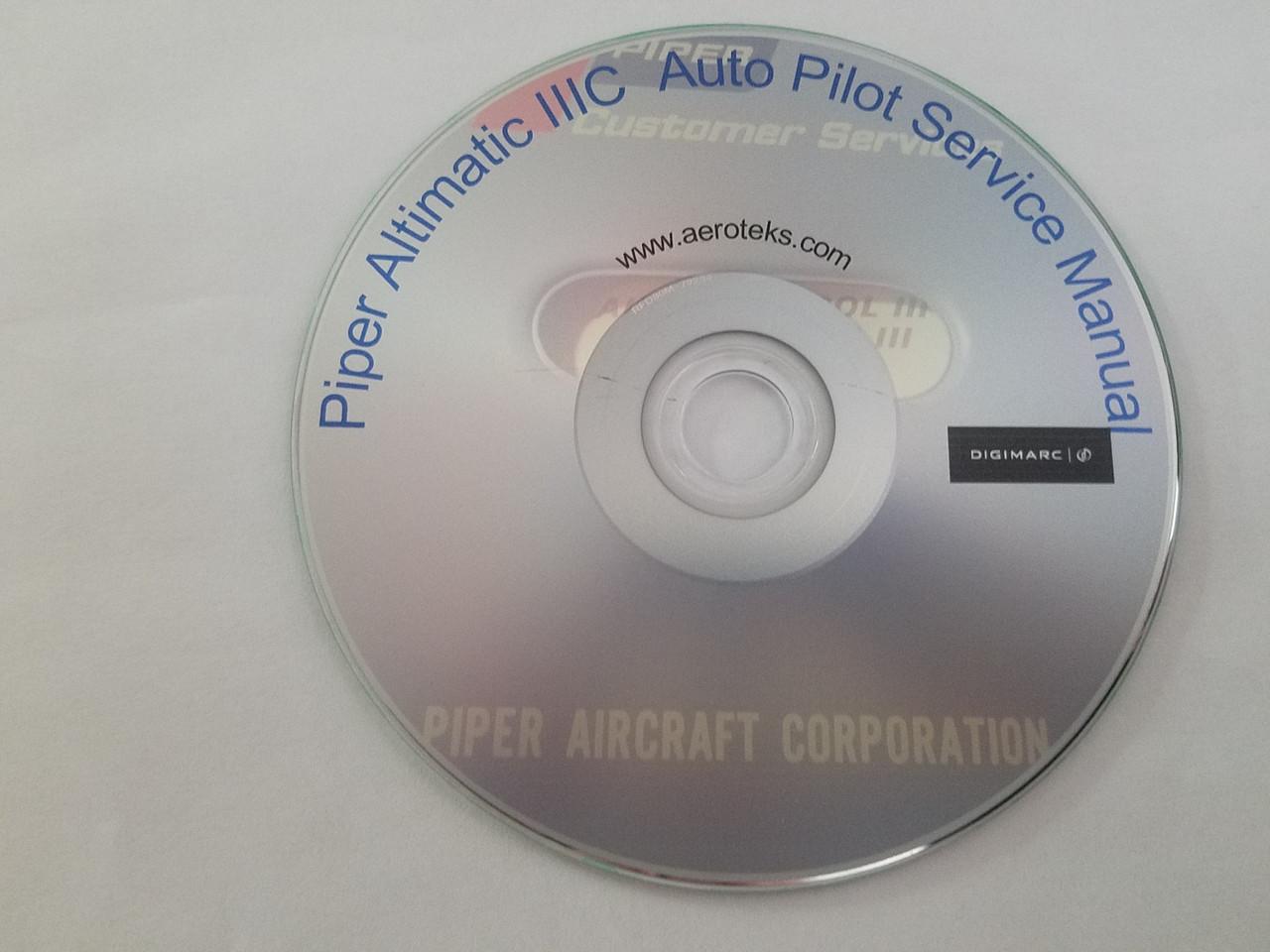 Avionics manuals