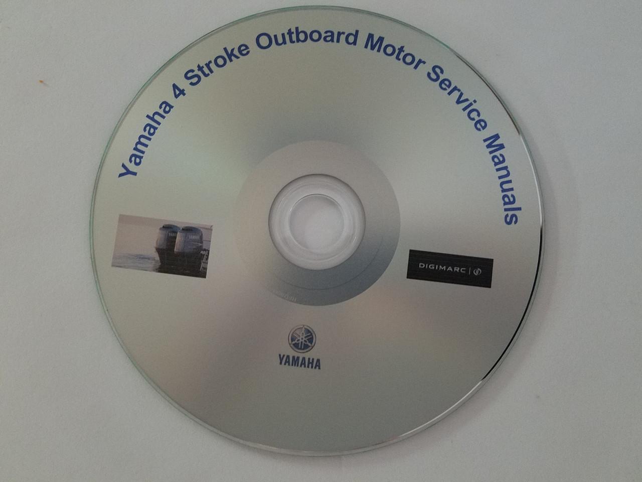 Yamaha Outboard motor service manuals