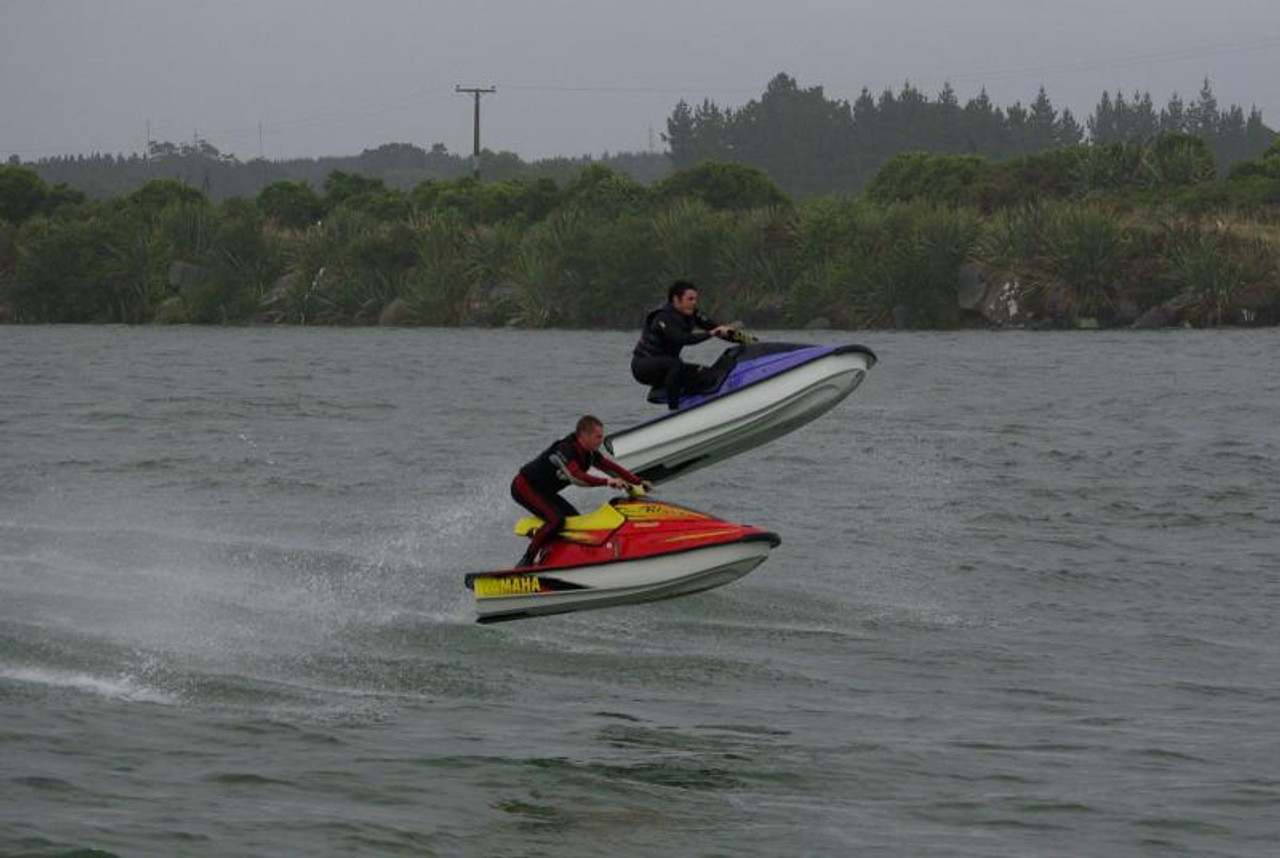 Personal watercraft PWC Jet Ski manuals