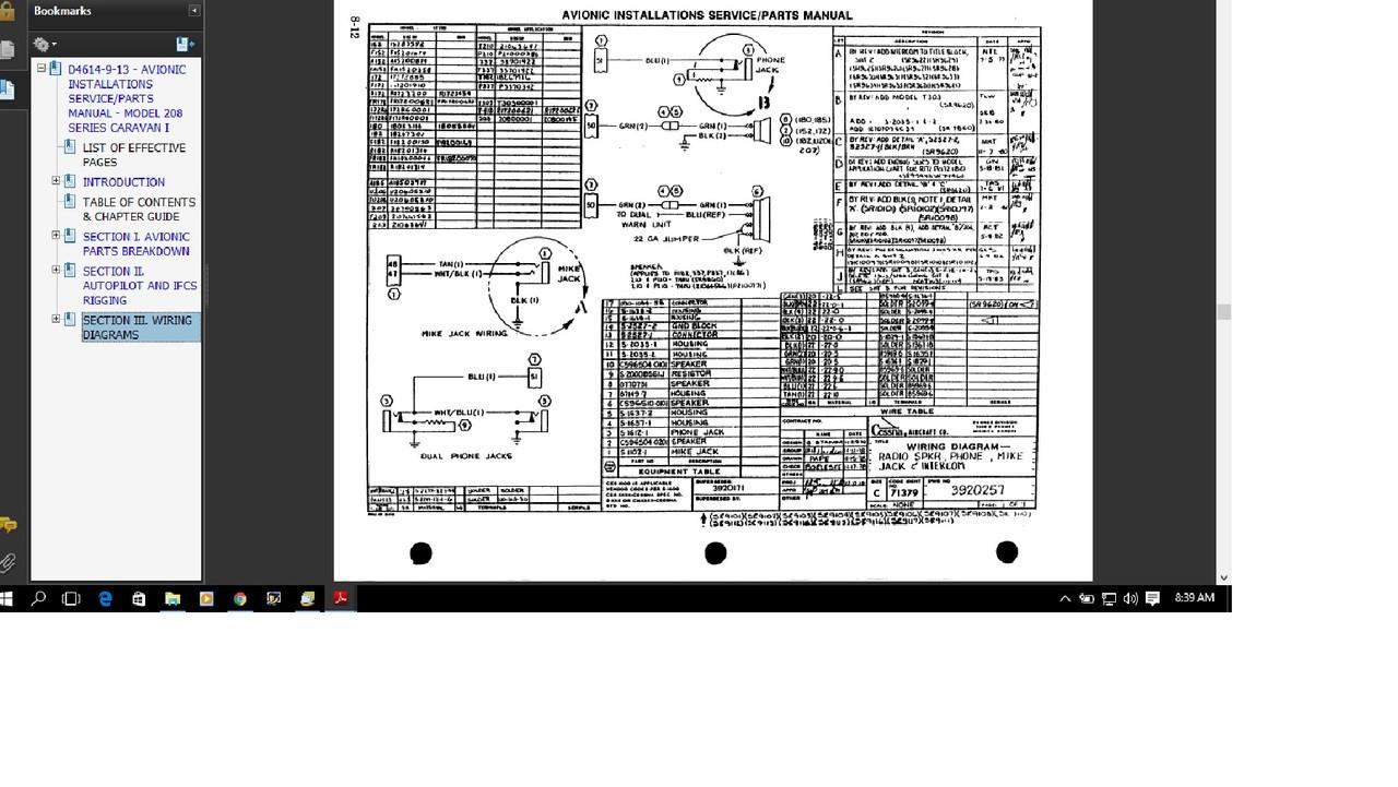 cessna aircraft maintenance manual