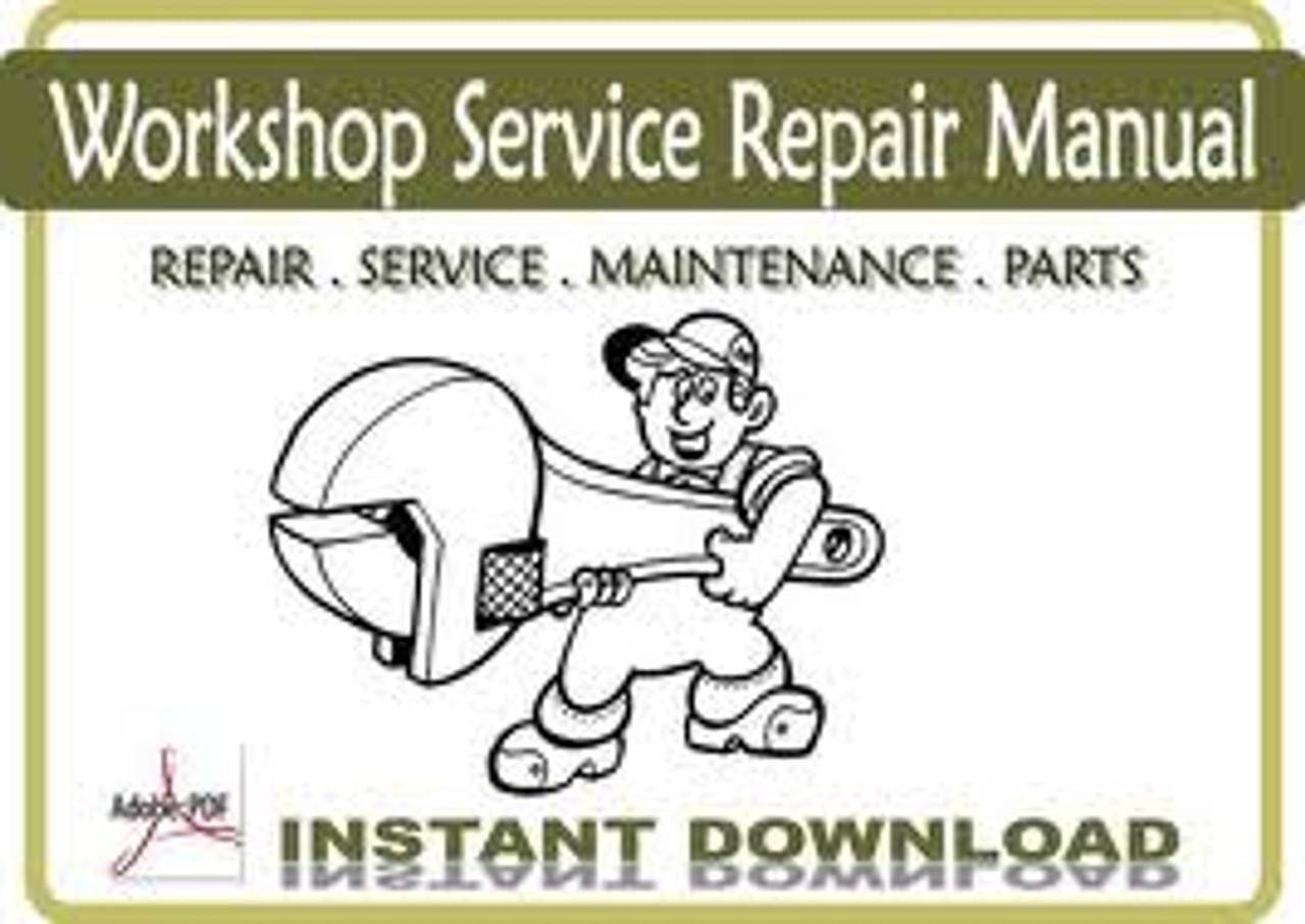 evenrude repair manuals