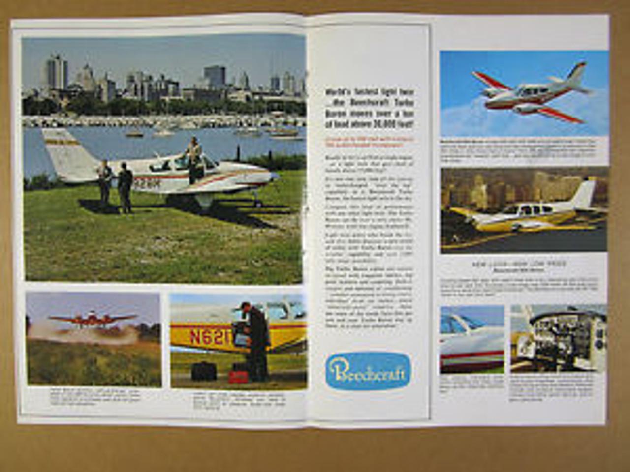 Beechcraft Baron Electrical Wiring Manuals B55 B56 B58