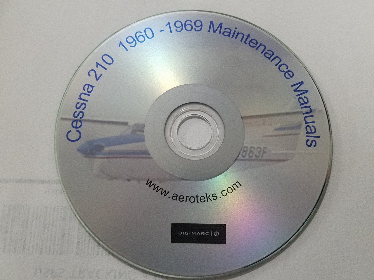 Aircraft Service Maintenance Manuals