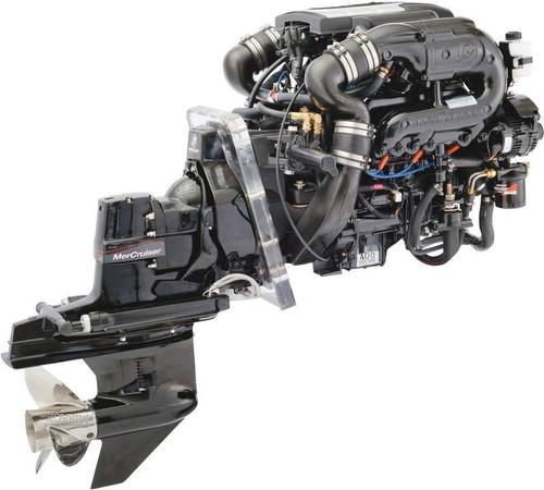 Mercruiser engine factory service manual  #7  GM V6 1983 - 1993