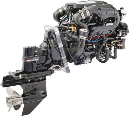 Mercruiser engine factory service manual #9 GM V8 1985 - 1988