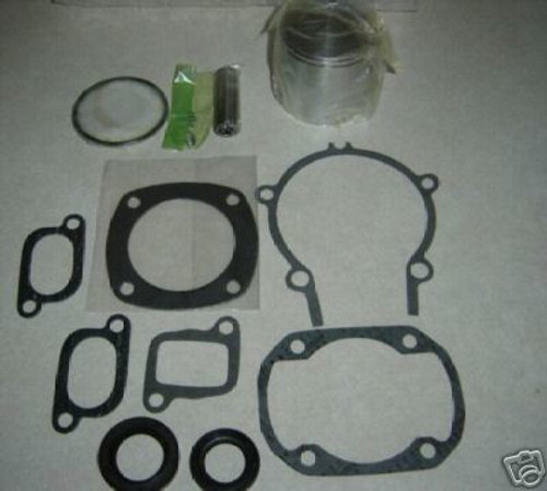 Rotax 277 OVERSIZE piston n gasket kit for ultralight aircraft engine top end rebuild kit