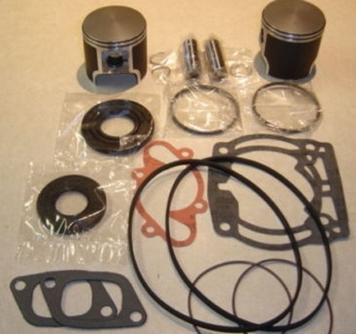 Rotax 462 std bore overhaul piston kit for ultralight engines top end 464