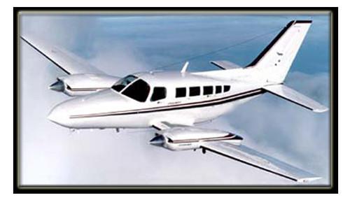 Cessna 404 service maintenance manual set MM IPC