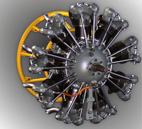 Pratt & Whitney R-985 Wasp Jr B, Wasp H1 & Hornet E Series operators manual